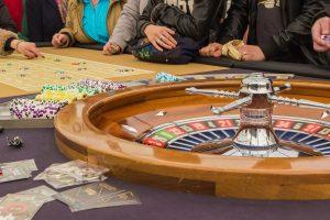roulette tafel online gokken